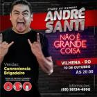 STAND UP - ANDRÉ SANTI